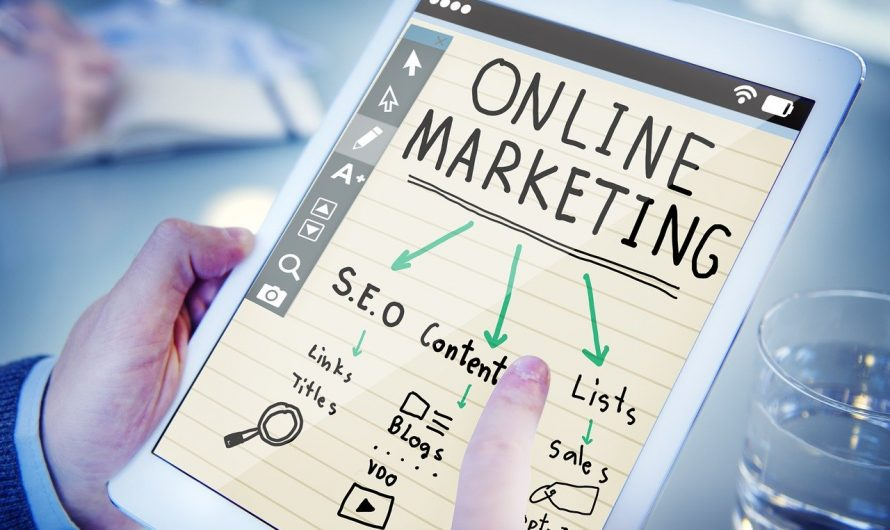 Tips on Online Marketing