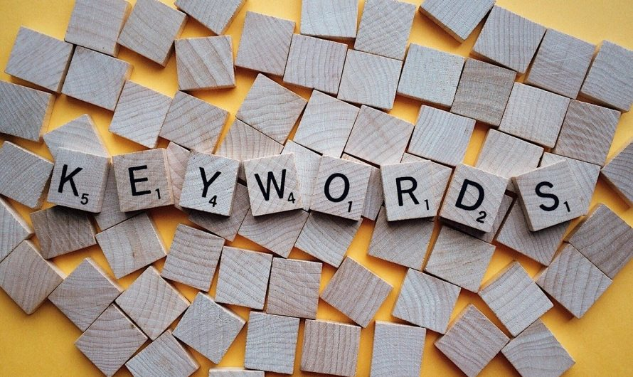Making Money with Articles: The Importance of Keywords